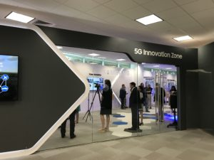 Samsung and AT&T Open 5G Innovation Zone in Austin