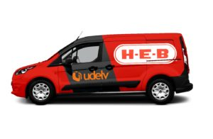H-E-B Tests Driverless Vans in San Antonio to Deliver Groceries