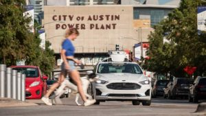 Ford Launches Self-Driving Vehicle Testing Program in Austin