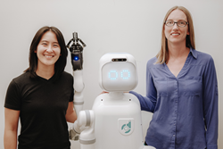 Diligent Robotics Lands $3 Million in Funding and Launches its Hospital Assistant Robot Moxi